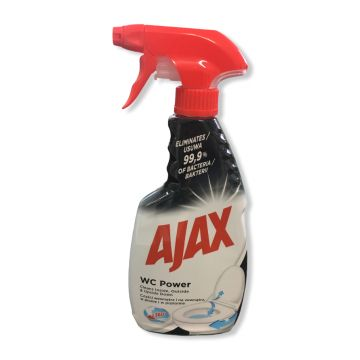Ajax tisztító Spray 500ml WC Power