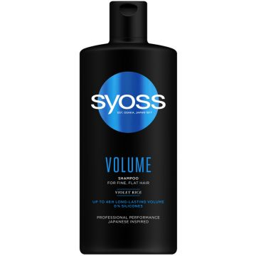 Syoss Sampon 440ml Volume