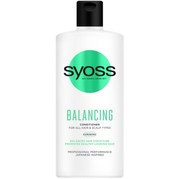 Syoss Balzsam 440ml Balancing