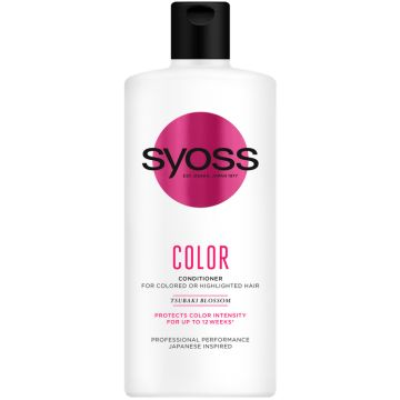 Syoss Balzsam 440ml Color
