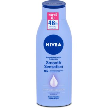 Nivea Testápoló Tej 400ml Smooth Sensation