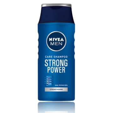 Nivea sampon 250ml Men Strong Power