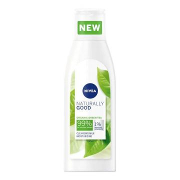 Nivea Naturally Good Arctisztító Tej 200ml