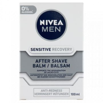 Nivea Men After Shave Balm 100 ml Sensitive Recovery