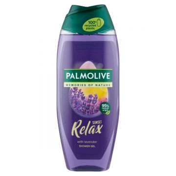 Palmolive Tusfürdő 250ml Memories Of Nature Relax with Levander