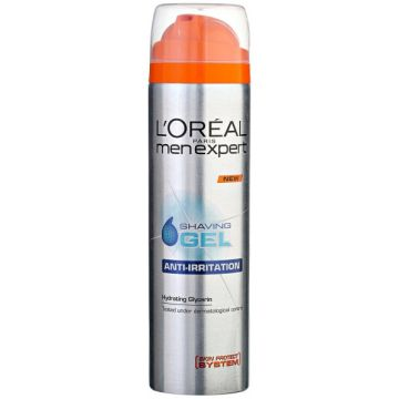 L'oreal Men Expert borotvagél 200ml Anti-Irritation