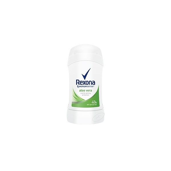 Rexona Women Stift 40ml Aloe Vera