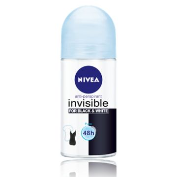 Nivea Golyós Dezodor 50ml Invisible Pure