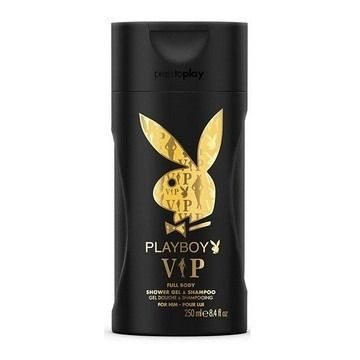 Playboy Tusfürdö és Sampon 250ml VIP
