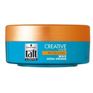 Taft Creative Look Wax 75ml