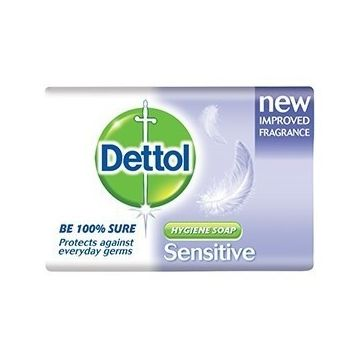 Dettol szappan 100 g Sensitive