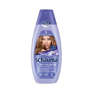 Schauma hajsampon 250 ml Power Volume 48h