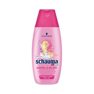 Schauma Kids sampon és balzsam 250ml Princess