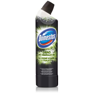 Domestos Zéró WC Vízkőoldó Gél 750ml Green