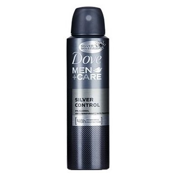 Dove Men+Care Dezodor 150ml Silver Control