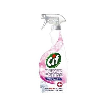 Cif Power&Shine Anti-Bacterial spray 750ml