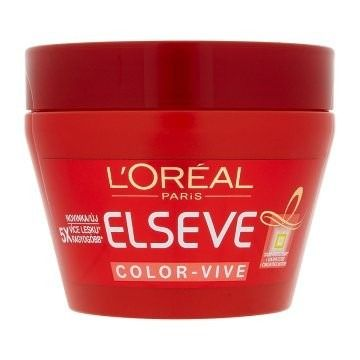 L'oreal Elseve Hajpakolás 300ml Color-Vive