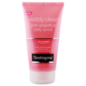 Neutrogena Visibly Clear Pink Grapefruit Bőrradír 150ml