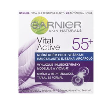 Garnier Visible Rejuvenation 55+ éjszakai krém 50ml