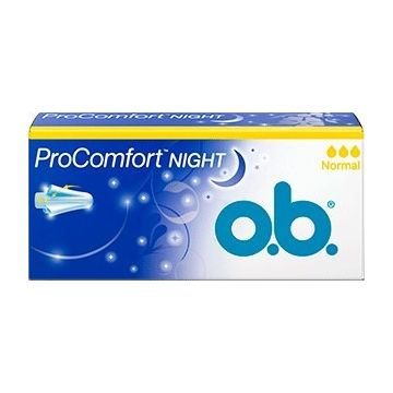 o.b. Pro Comfort Night Tampon 16db Normal