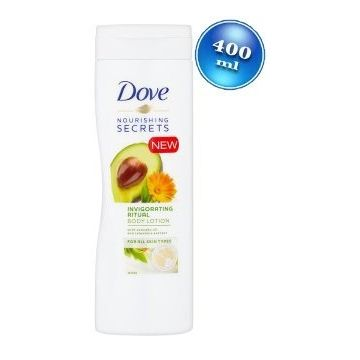 Dove Nourishing Secrets Testápoló 400ml Invigorating Ritual