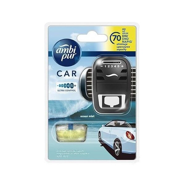 Ambi Pur Car Fresh Escapes Ocean Mist