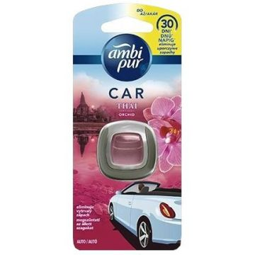 Ambi Pur Car Clip 2ml Thai Orchid