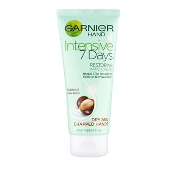Garnier Intensive 7 Days kézkrém 100ml Karitévaj