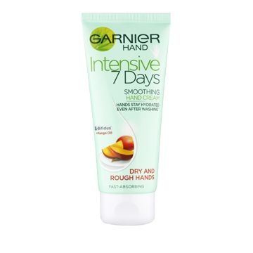 Garnier Intensive7Days kézkrém 100ml Mangóolaj