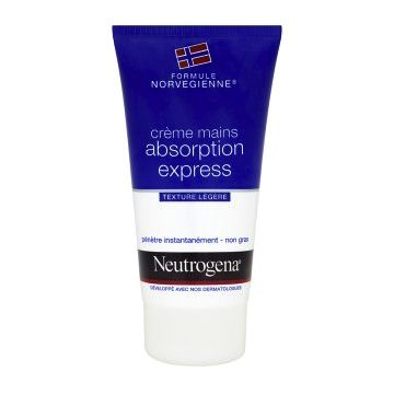 Neutrogena Kézkrém 75ml Absorption Express